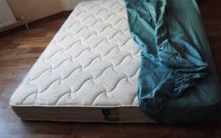 Как выбрать размер матраса под размер кровати?
