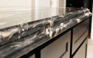 Какой толщины выбрать столешницу для кухни?