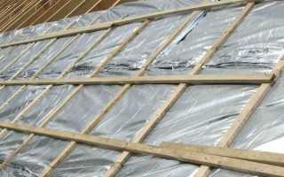 Гидроизоляция крыши дома
