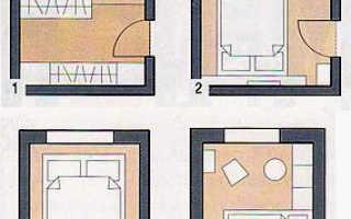 Как правильно распланировать дом внутри