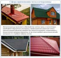 Какая металлочерепица лучше для крыши