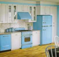 Покраска кухонных фасадов из МДФ своими руками
