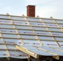 Как правильно уложить пароизоляцию на крышу