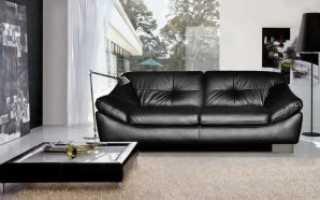 Чем протирать кожаную мебель?