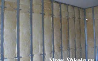 Какие бывают утеплители для стен изнутри