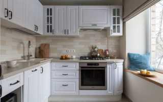 Идеи ремонта для маленькой кухни