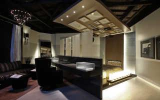 Дизайн совмещенной гостиной и спальни