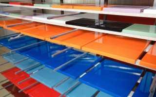 Чем покрасить пластиковый фасад кухни?