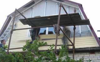 Отделка фронтонов частных домов фото