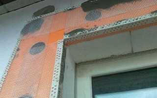 Штукатурка по пенополистиролу фасадная