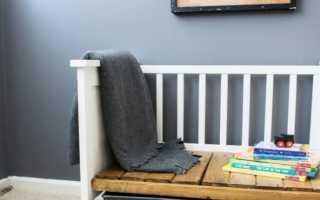 Как сделать из детского дивана кровать?