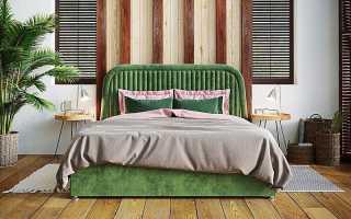 Как выбрать ширину кровати?