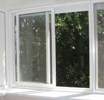 Сдвижные окна для балкона