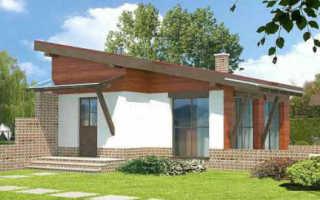 Как построить крышу на баню?