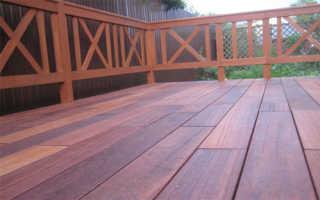 Чем покрыть деревянный пол на балконе?