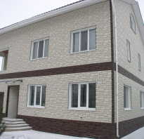 Отделка фасада частного дома сайдингом фото