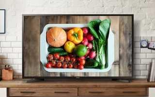 Как выбрать телевизор для маленькой кухни?